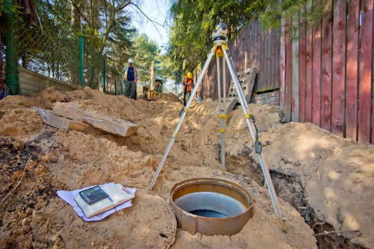 Inwwentaryzacja sieci kanalizacji sanitarnej Mińsk Mazowiecki